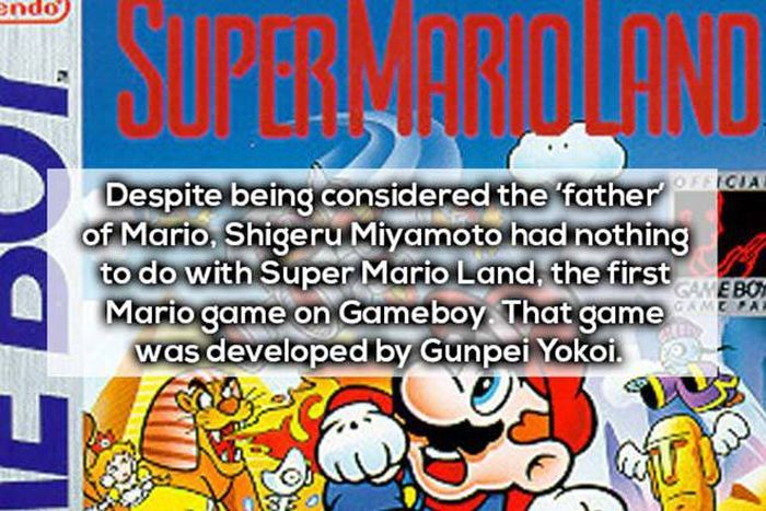 Exciting Facts About Super Mario From The Nintendo Empire (18 pics)