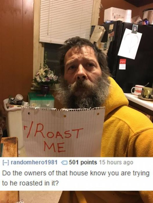 Hell's Fire Is Cold Compared To These Brutal Roasts (27 pics)