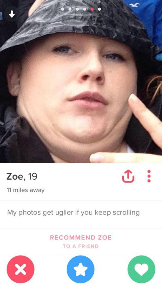 This Girl Knows How To Make A Successful Tinder Profile With A Lot Of Humor (5 pics)