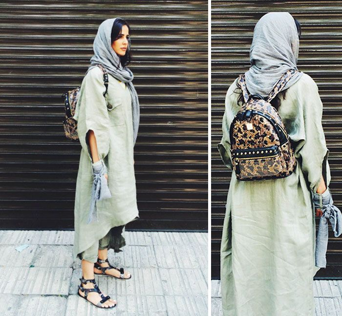 Photos Of Iran's Street Fashion That Will Obliterate All Stereotypes (29 pics)