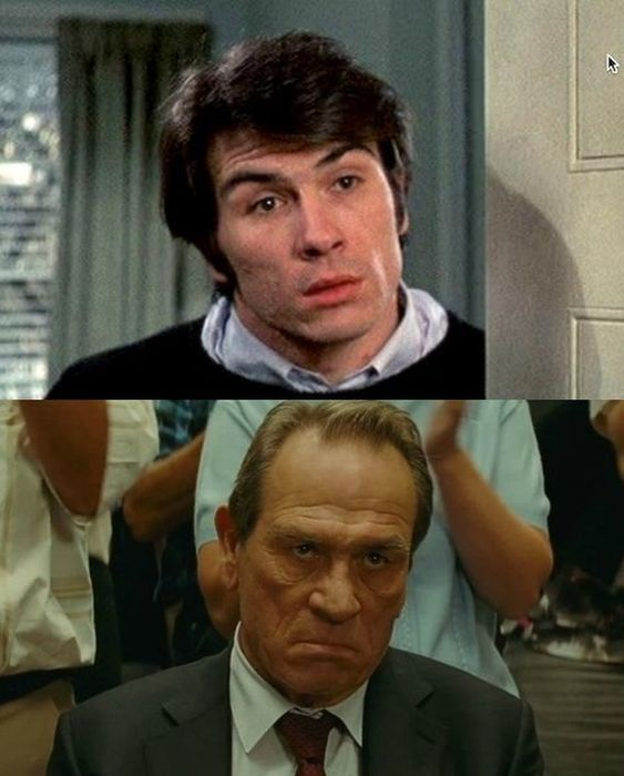 World Famous Actors Back In The Day And Today (25 pics)