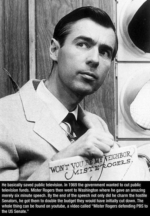 Mister Rogers Was One Of The Greatest People To Ever Exist (14 pics)
