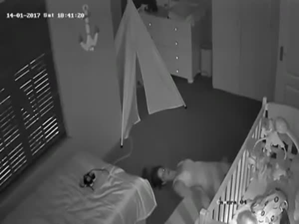 The Mom Crawl A Nursery Escape Video Every Parent Can Relate To