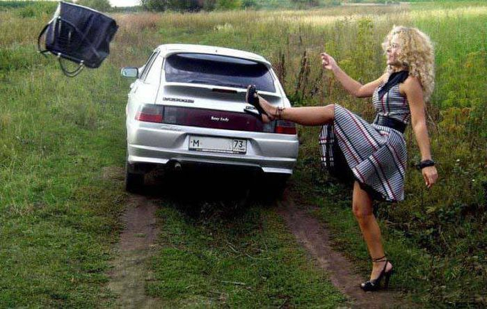 Russians Must Be Born Crazy (37 pics)
