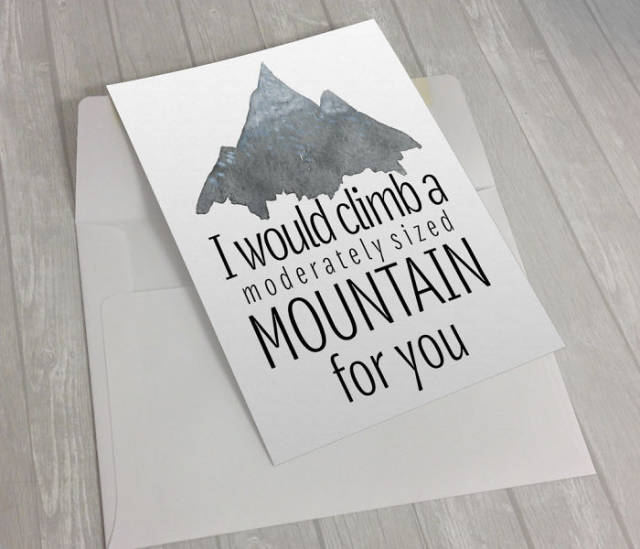 Modern Valentine's Day Cards For The One You Love (57 pics)