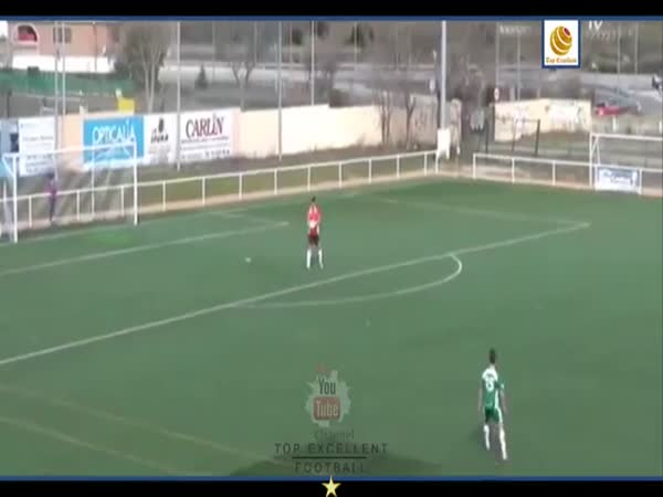 Spectacular Goal From Goal To Goal