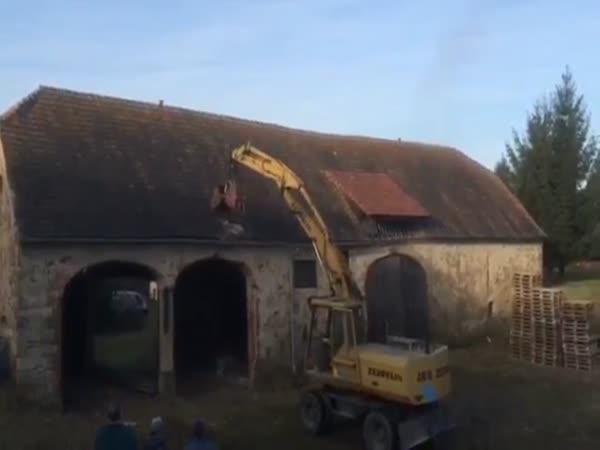 Barn Demolition