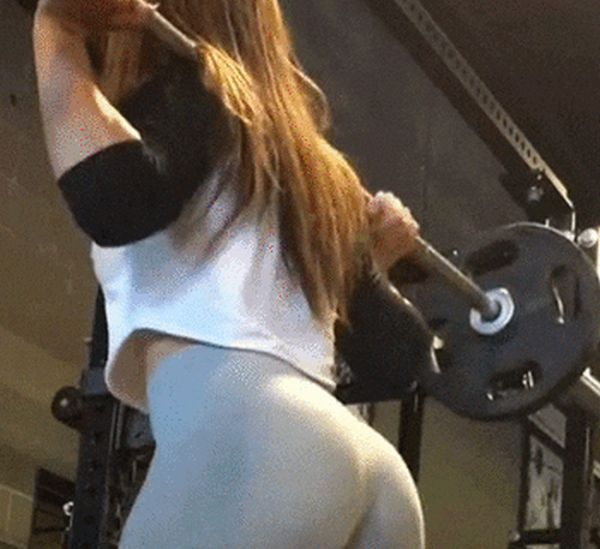 These Girls Are In Phenomenal Shape (26 gifs)