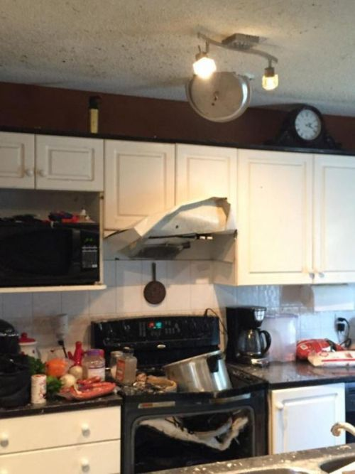 Cooking Fails That Will Keep You Out Of The Kitchen (30 pics)