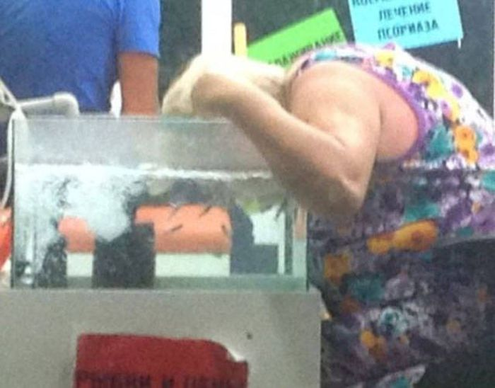 Pictures That Will Make You Wonder What The Hell Is Going On (52 pics)