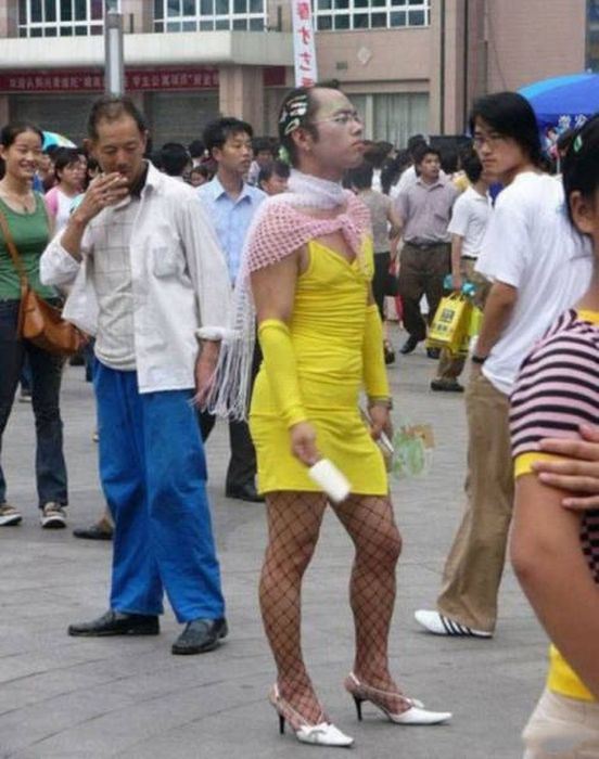 Just Some Crazy Things From The Land Of China (43 pics)