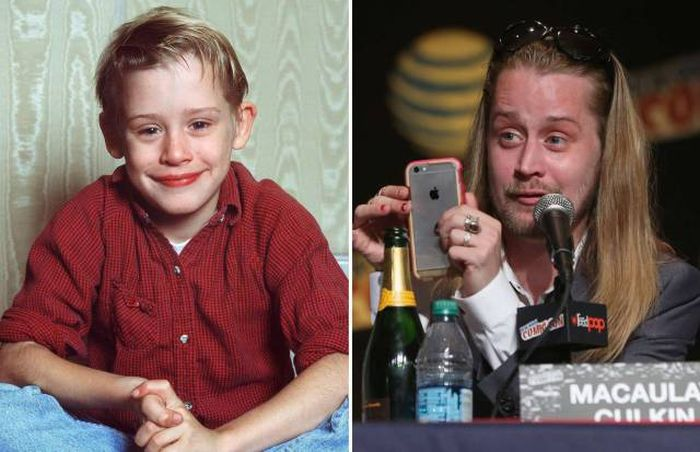 Child Stars From The 90s We All Believed Would Never Age (51 pics)