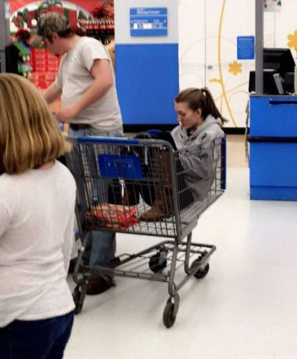 Proof That You Never Know What You Might Find When You Go Shopping (42 pics)