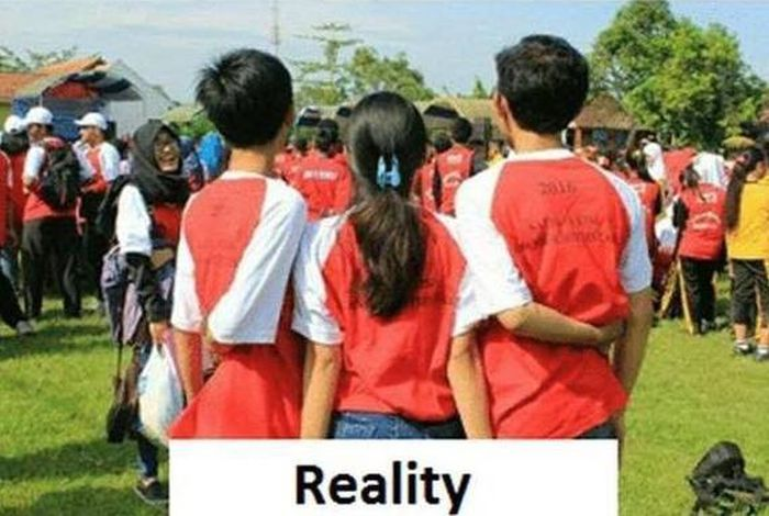When Expectation Crushes Reality (2 pics)
