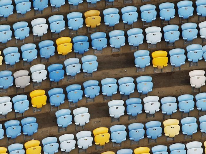 Olympic Venues In Rio Just 6 Months After The Olympics (12 pics)