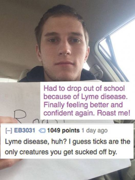 You Don't Simply Ask To Get Roasted Without Feeling The Burn (22 pics)
