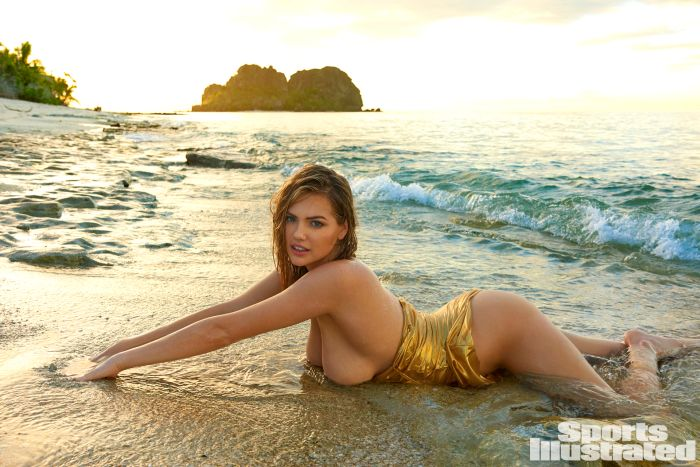 Kate Upton Lands Her Third Sports Illustrated Swimsuit Issue Cover (23 pics)