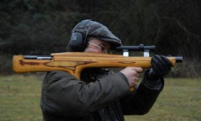 Real Men Appreciate Real Guns (52 pics)