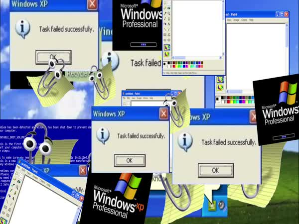 Windows XP Sounds