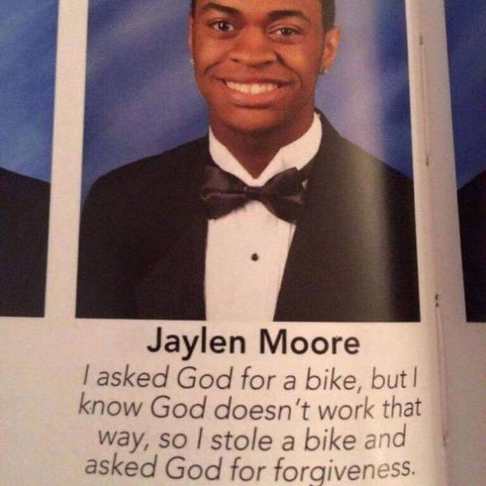 Yearbook Masterpieces That Deserve An Award (60 pics)