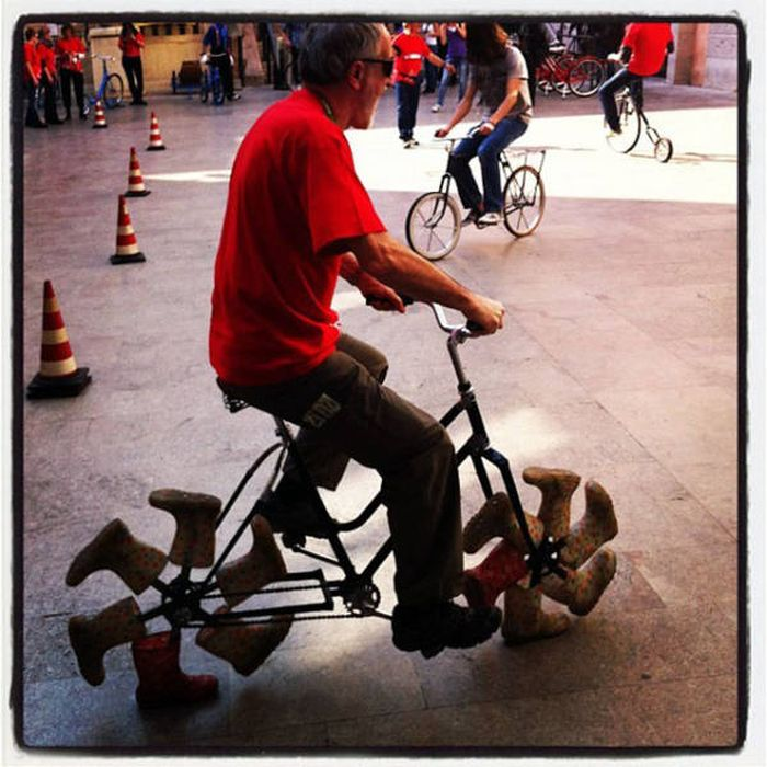 Strange Bikes That Also Happen To Be Awesome (40 pics)