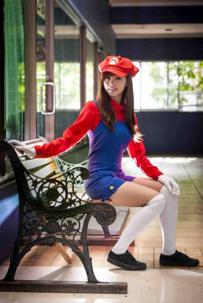 When Cosplay Is Done Right It's Extremely Sexy (49 pics)