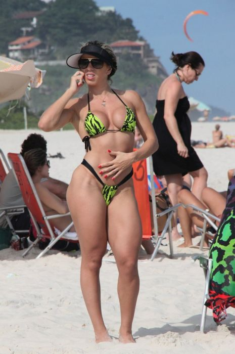 These Babes Are The Reason Why Brazil's Beaches Are So Popular (35 pics)