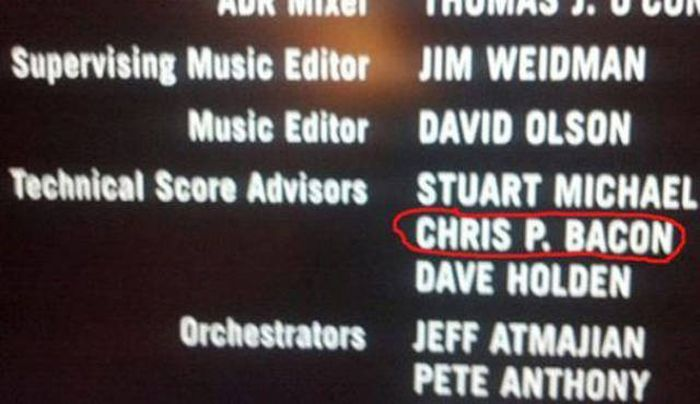 Things And People With Very Unfortunate Names (50 pics)
