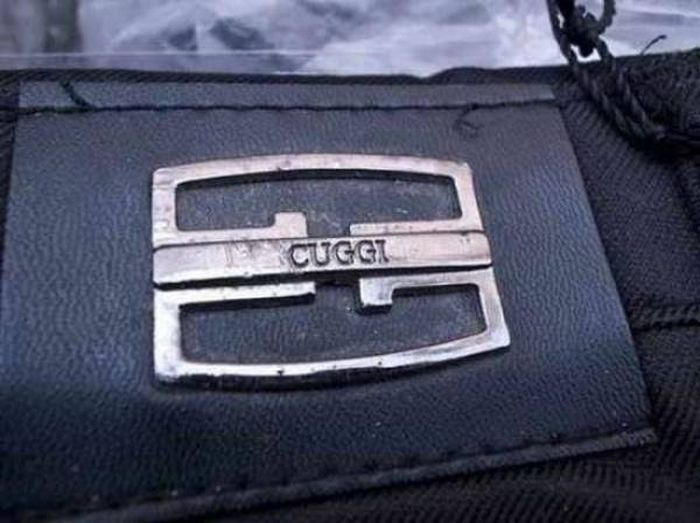 Knock Off Brand Names That Are So Close Yet Oh So Far (19 pics)