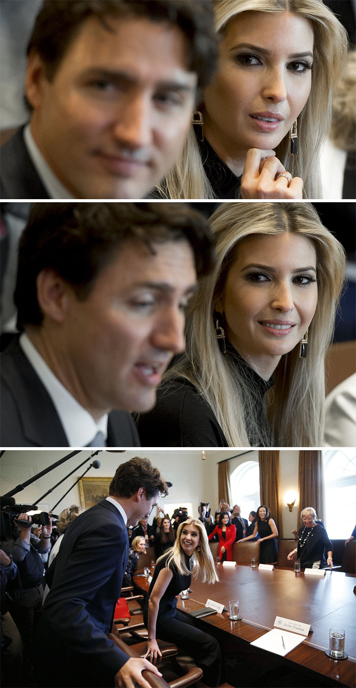 Canada's Prime Minister Is Stealing Hearts All Around The World (7 pics)