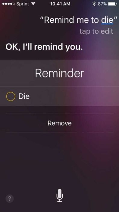 Screenshots That Are Filled With Despair (25 pics)