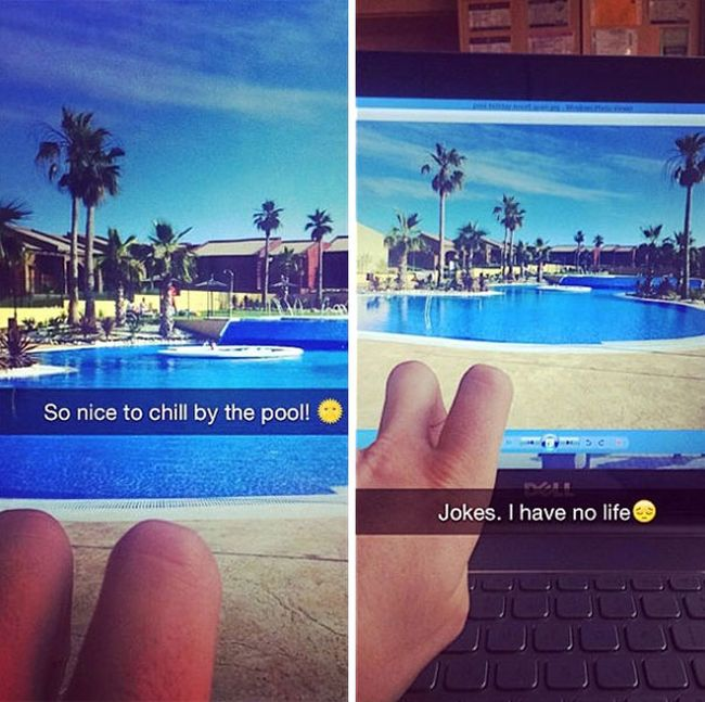 When Creative Photo Cropping Hides The Truth About Social Media Posts (13 pics)