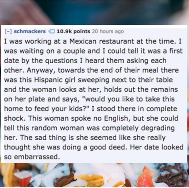 When The Date Can't Go Any Worse (15 pics)
