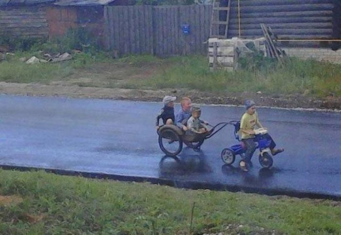 Russians Must Have Something Very Special In Their Genes (35 pics)