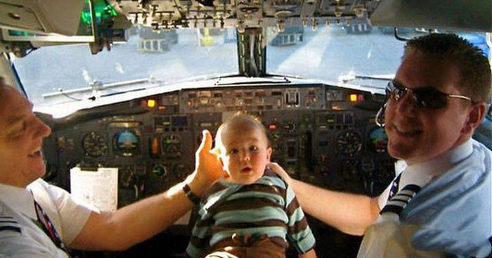 Airplane Pictures That Will Send Your Boredom Flying (57 pics)