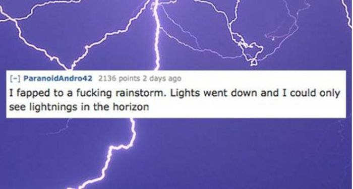 People Share Their Most Awkward Fapping Stories (17 pics)