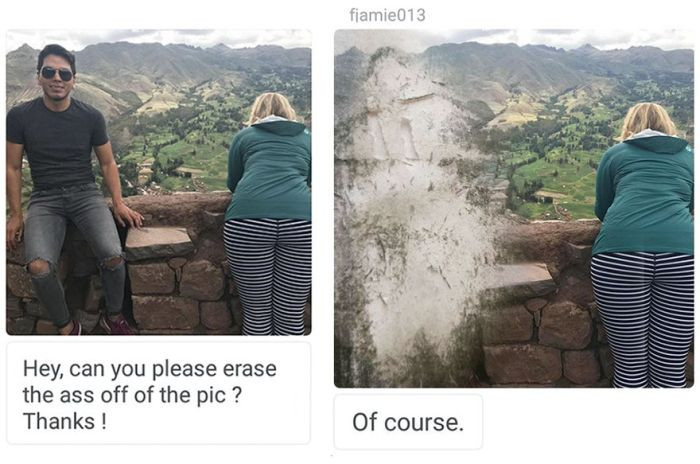 People Keep Asking This Photoshop Troll For Help (29 pics)