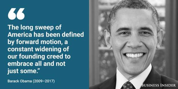 Inspirational Quotes From The Minds Of US Presidents (44 pics)