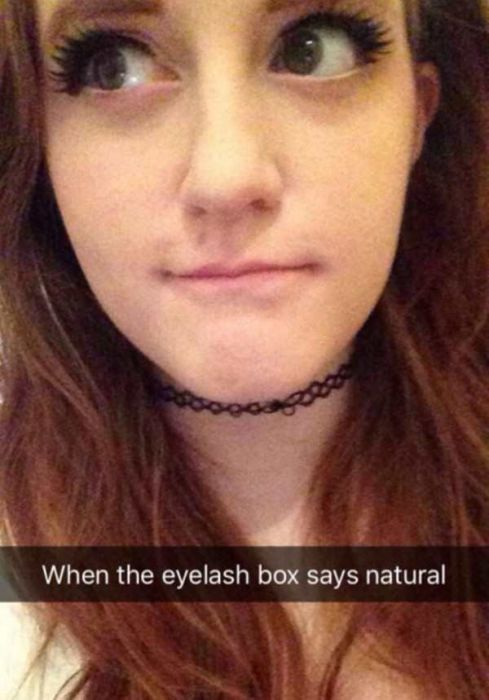 Funny Makeup Problems That Prove The Struggle Is Real (16 pics)