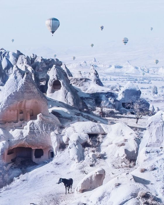 Stunning Photos Of Cappadocia, Turkey That Will Take Your Breath Away (21 pics)