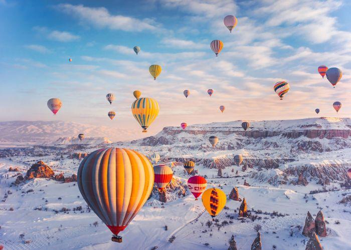 Stunning Photos Of Cappadocia, Turkey That Will Take Your Breath Away (21 pics)