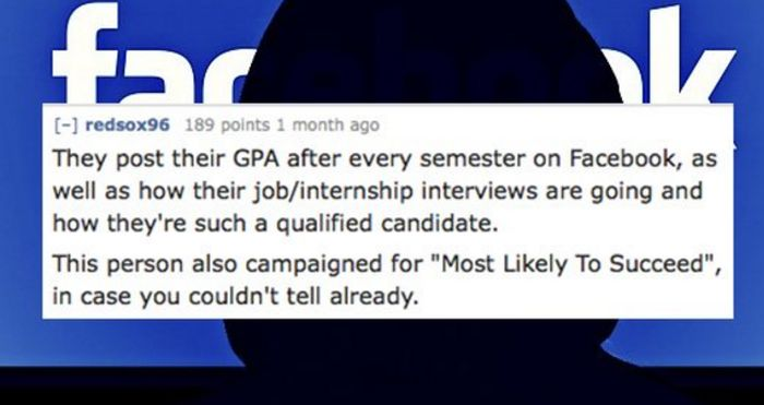 Classmates Reveal What Happened To People Most Likely To Succeed (16 pics)