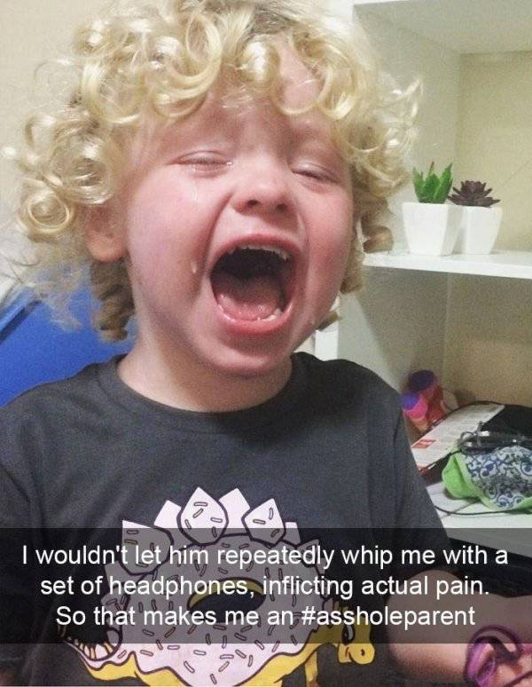 These Kids Have Good Reasons For Being Mad At Their Parents (25 pics)