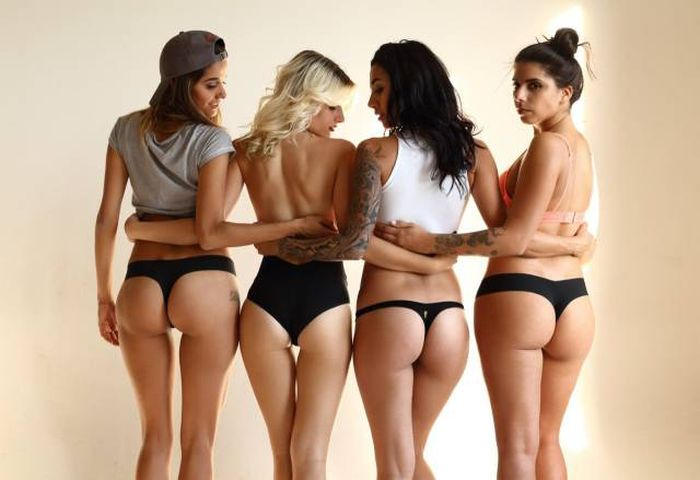 When It Comes To Gorgeous Women, The More The Merrier (52 pics)