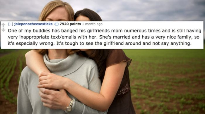 Crazy Things People Secretly Know About Friends And Family (15 pics)