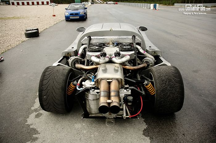 Twin Turbo Pics That All Car Lovers Can Appreciate (19 pics)