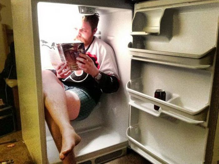 Proof That Men Are Indeed A Very Strange Species (36 pics)