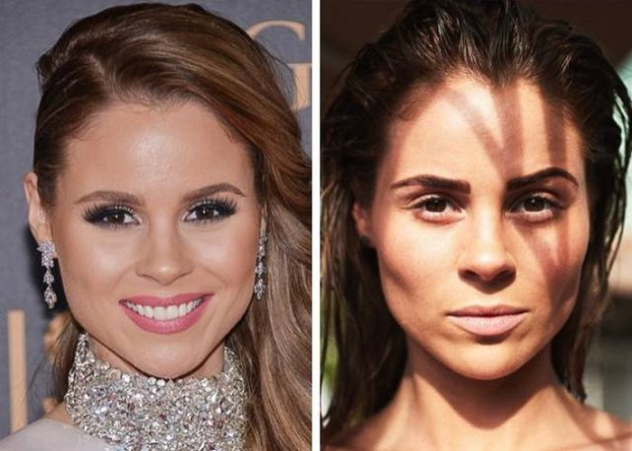 Miss Universe Contestants Prove Natural Beauty Is Better Than Artificial Beauty (14 pics)