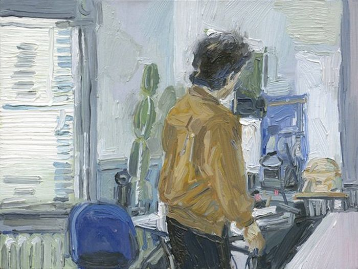 Abstract Seinfeld Oil Paintings Are Perfect For Any Man Cave (24 pics)