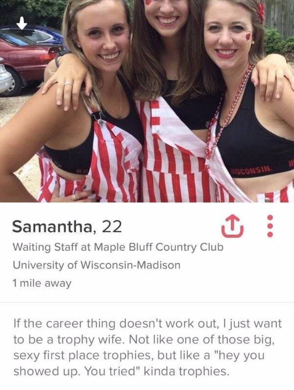 What You Can Expect To Find If You Look For Love On Tinder (30 pics)
